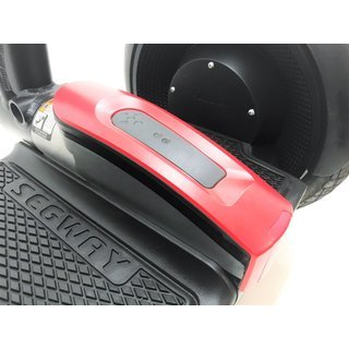 Housing cover PT Pro with charging flap for Segway Gen2 red