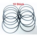 Sealing ring 10 pcs for Segway PT Infokey battery cover