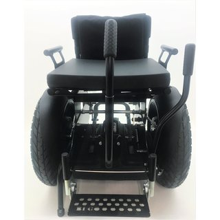 Handlebar one-hand handle for Wheelchair Bi-Go