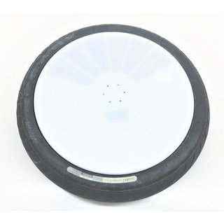 Spinner replacement wheel cover for spinner system on segway i2 rim