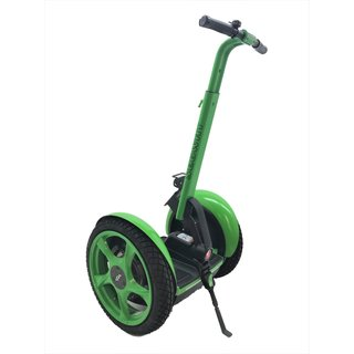 Segway PT i2 SE green new with german road approval