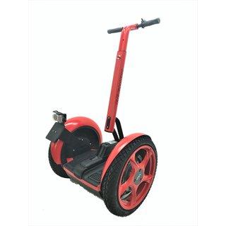 Segway PT i2 SE red new with german road approval