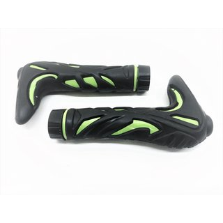 Grip rubbers PT Pro Sport L pair green for handlebars Segway PT