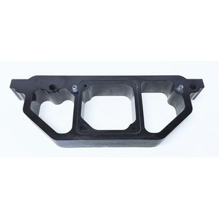 Mounting frame original black aluminium for gearbox Segway PT