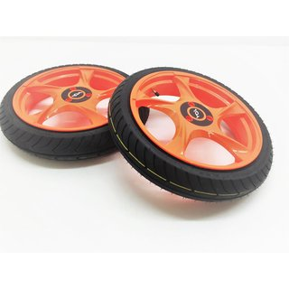 Rim PT Pro Turbo light-orange aluminium for Segway i2