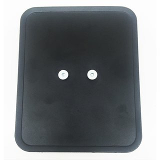 Number plate holder frontside Segway i2 Gen2