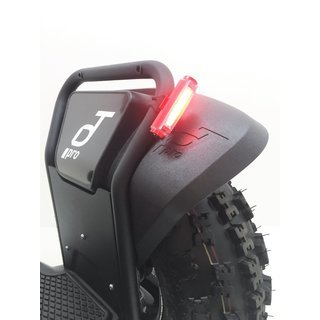 Rear light LED bar red for Segway PT
