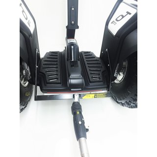 Drawbar connection Weber Segway PT