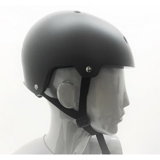Helm PT Pro Dirt MTB Soft Serve S schwarz für Segway PT Touren