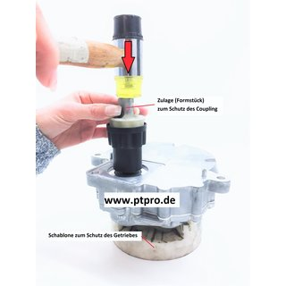 Mounting Aid PT Pro for Gearbox Coupling Segway PT