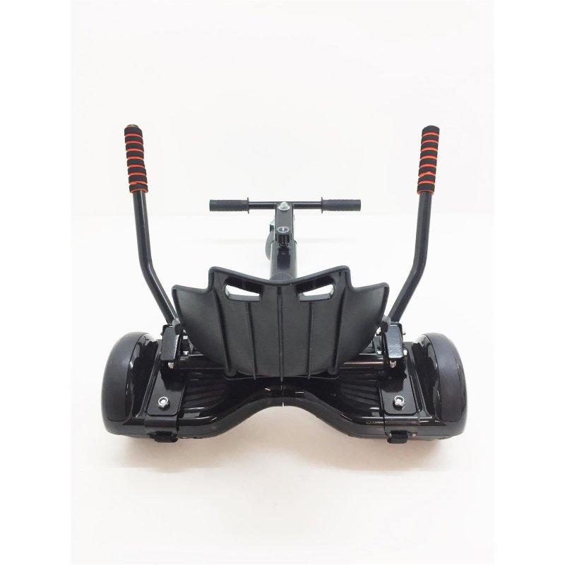 gut und g nstig hoverboard sitz schwarz fahraufsatz f r. Black Bedroom Furniture Sets. Home Design Ideas