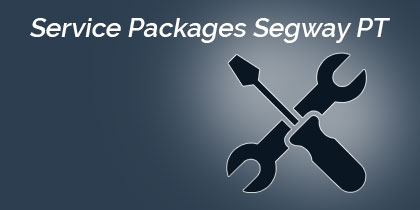 Service Packages Segway PT