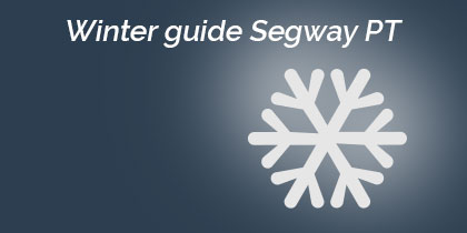 Segway PT Winter Guide